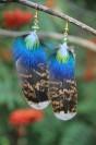 """Earrings """"Little birdie"""""""