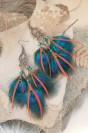 """Earrings """"Secret of the heart"""""""
