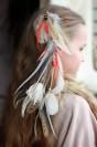 """Hair clip """"Boho"""""""