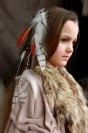 """Hair clip """"Daughter of the Wind"""""""