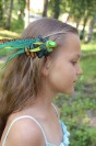 "Hair clip ""Princess Of Elves"""